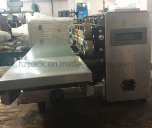 Automatic Continuous Film Sealing Machine Sealer Packaging Equipment Fr-900 pictures & photos