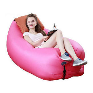 Inflatable Sofa Lazy Bone Beach Inflatable Bed Lamzac/Kaisr Inflatable Sleeping Bag