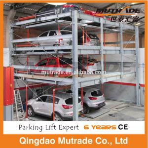 Automobile Sales Service Shop Parking Lift pictures & photos