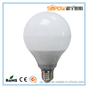 15W Globe Light Bulb with Milky Cover pictures & photos