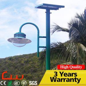 Hot DIP Galvanized Outdoor LED Solar Garden Light pictures & photos
