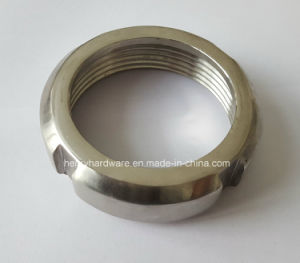 Big Stainless Steel Polishing Part pictures & photos