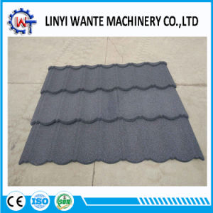 Stone Chip Coated Metal Roof Sheet Metal Tiles pictures & photos