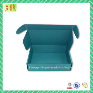 Tuck Top Color Printed Corrugated Paper Shipping Box pictures & photos