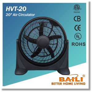 "Air Circulator Fan 20"" with 3 Speeds pictures & photos"