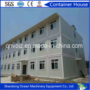 Low Cost Newest Folding Container Prefabricated/Prefab/Container/Mobile Modular House for Living pictures & photos