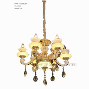 Phine European Interior Decoration Lighting with Zinc Alloy Pendant Lamp pictures & photos