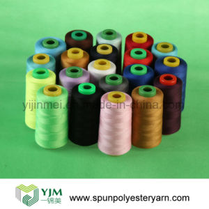 60s/2 Polyester Sewing Spun Thread pictures & photos