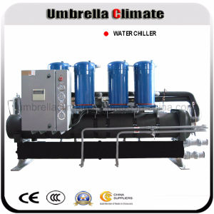 Central Air Conditioner Water Cooled Scroll Chiller pictures & photos