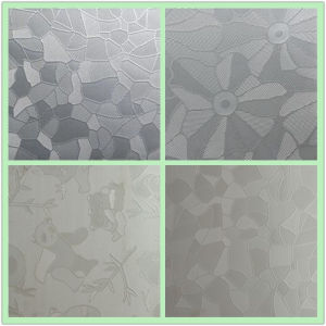 201 Linen Embossed Stainless Steel Sheet 0.5-1.5mm Thickness pictures & photos