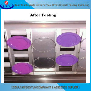 Electronic Lab Accelerated Weathering Aging UV Lamp Test Chamber pictures & photos
