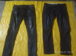 Hot Sale in USA Companies That Buy Cotton Pants Used Work Clothes for Men pictures & photos
