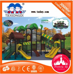 2017 The Latest Models Children′s Outdoor Playground Equipment for School pictures & photos