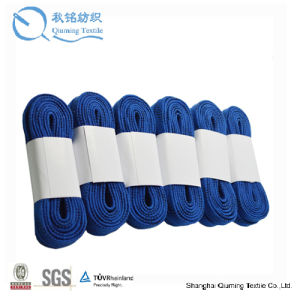 Promotional Fitness Sports Ice Skate Shoes Waxed Flat Cotton Sneaker Laces Manufacturer - All Size - Custom pictures & photos