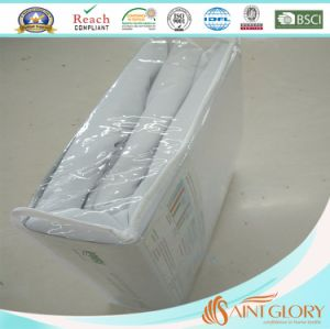 Hotel Cheap Waterproof Polyester Synthetic Fabric Mattress Cover Encasement Protector pictures & photos