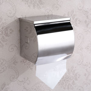 Latest Design Bathroom Accessories Set Toilet Roll Paper Tissue Holder pictures & photos