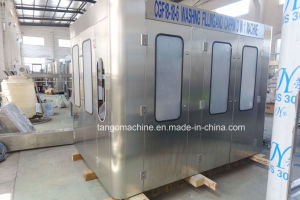 Water Treatment Filter System Plant for Pet Bottle Packaged Drinking Water Filling and Capping Plant pictures & photos