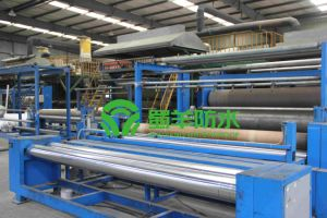 SY-868 PVC Waterproof Membrane Homogeneous Type 1.5mm pictures & photos