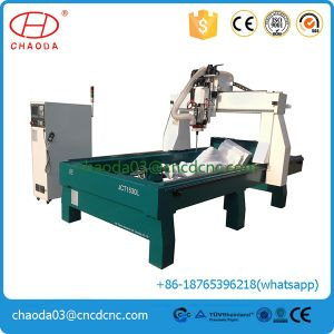 Jct1530L Foam Cutting Carving 3D Sculpture CNC Router pictures & photos