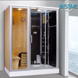 Sliding Glass Bathroom Steam Room Shower Room (BZ-5033) pictures & photos