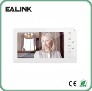 Indoor Monitor in Video Door Phone Home Intercom System