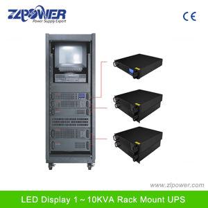 Rack Mount Online UPS-High Frequency Online UPS 1KVA-6KVA (UTR) pictures & photos
