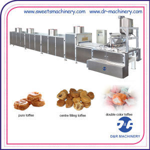 Toffee Manufacturing Process Manufacturing Toffee Making Machine pictures & photos