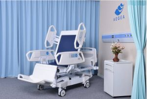 AG-Br001 8-Function Electric Hospital Bed pictures & photos