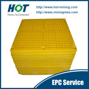 Wear Resistant PU Vibrating Screen Mesh pictures & photos