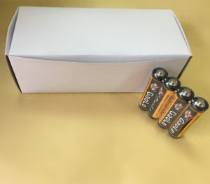 Super High Quality R03p 1.5V AAA Battery (real image) pictures & photos