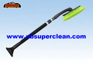 High Quality Snow Removal Cleaning Tool Ice Scraper Brush (CN2299) pictures & photos