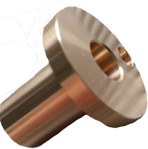 CNC Machine Copper Parts with High Precision pictures & photos