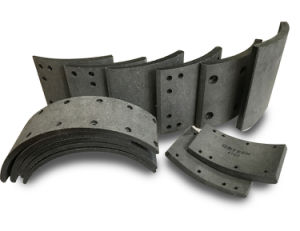 4527 Brake Shoe Lining Material Factory pictures & photos