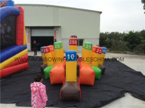 Commercial Grade Inflatable Ring Toss Game Ring Toss Challenge Games pictures & photos