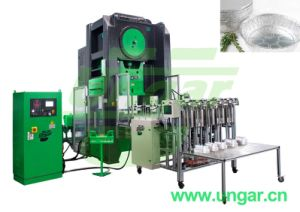 Quality Aluminium Foil Container Making Machine Ungar Good Professional Overseas Installation After-Sales Service Certificated Manufacturer pictures & photos
