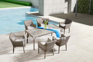 New Design Colosseo Outoor Wicker Sofa Set Furniture pictures & photos