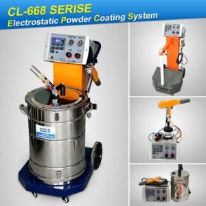 Intelligent Powder Coating Machine (COLO-668) pictures & photos