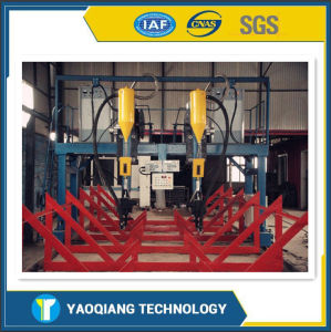 Chinese Welding Machine for H Beam Steel Structure pictures & photos