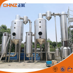 Solid Herbal Extraction Liquid Pharmaceutical Concentration Evaporation Equipment pictures & photos