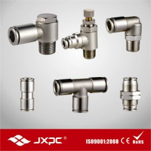Metal One Touch Hose Fittings pictures & photos