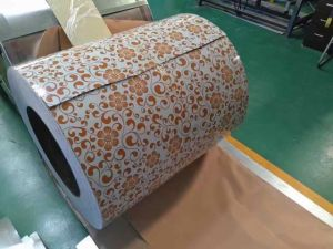 Dx51d Grade Nippon Z80 0.35mm PPGI Prepainted Galvanized Steel Coil Yehui Steel pictures & photos