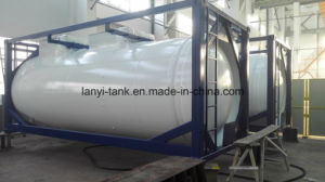 38000L 30FT Carbon Steel New Tank Container for Chemicals Appvoed by Lr, ASME pictures & photos