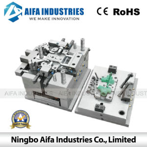 High Precision Auto Component Plastic Injection Mold pictures & photos