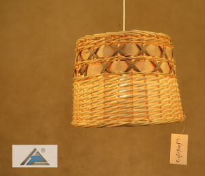 Wicker Basket Hanging Pendant Light for Home Deco (C5006150-2) pictures & photos