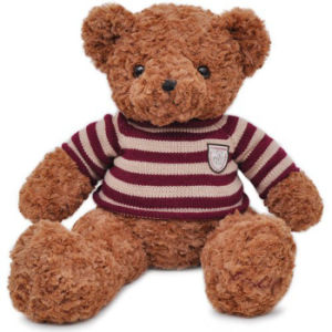 The Customized Cute Bear Plush Toy with Clothes pictures & photos