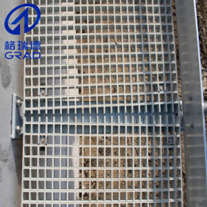 Pultruded Fiberglass Reinforced Plastic FRP Grating Fibergrate