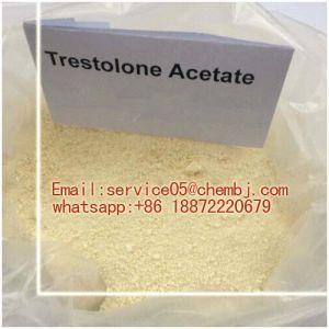 CAS: 6157-87-5 Trestolone Acetate Steroids Trestolone Powder Trestolone Acetate (MENT) pictures & photos