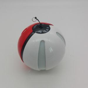 2017 Portable 8000&10000mAh Pokemon Go Poke Ball Power Bank Charger pictures & photos