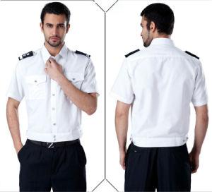 Customized Security Guard Uniform Shirt pictures & photos