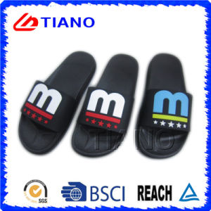 Cheap, Comfortable and Fashion PVC Indoor Slipper for Man (TNK35768) pictures & photos